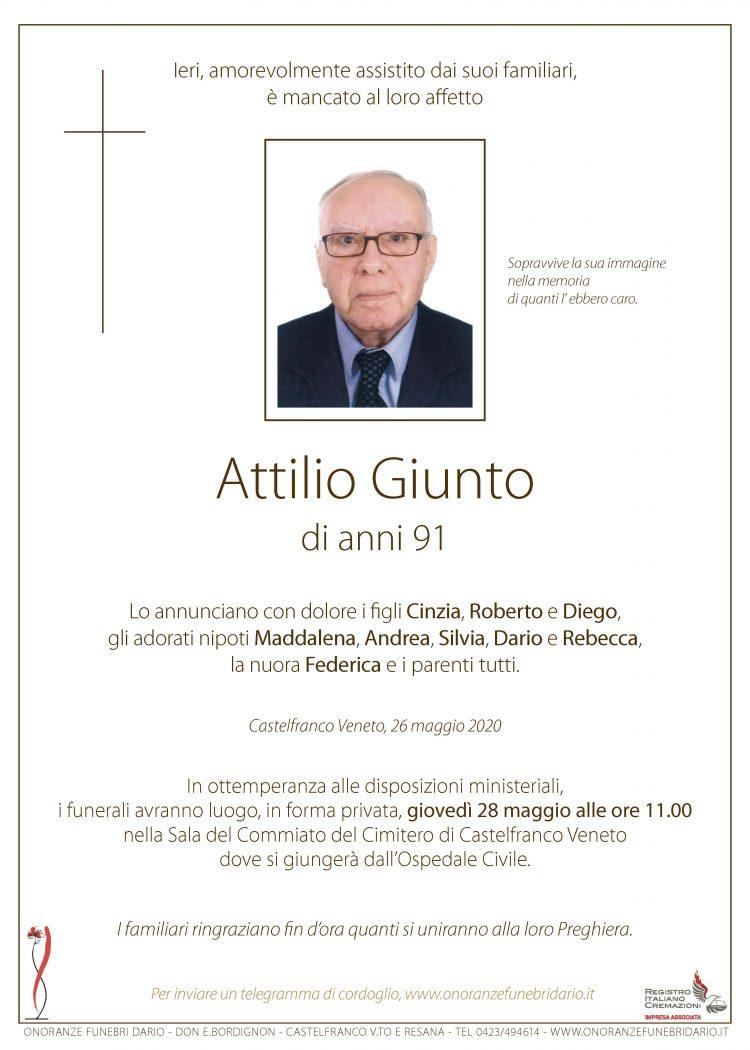 Attilio Giunto