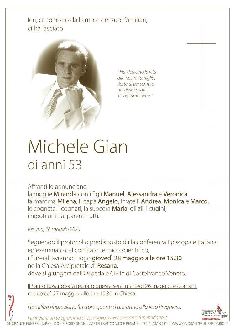 Michele Gian