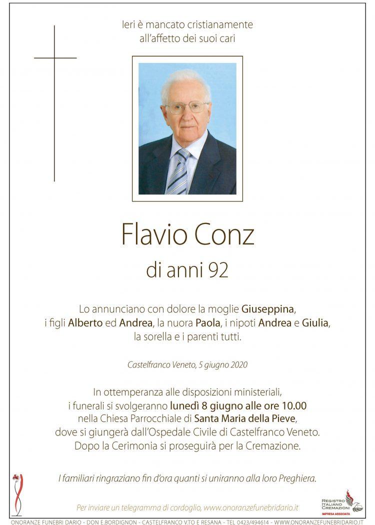 Flavio Conz