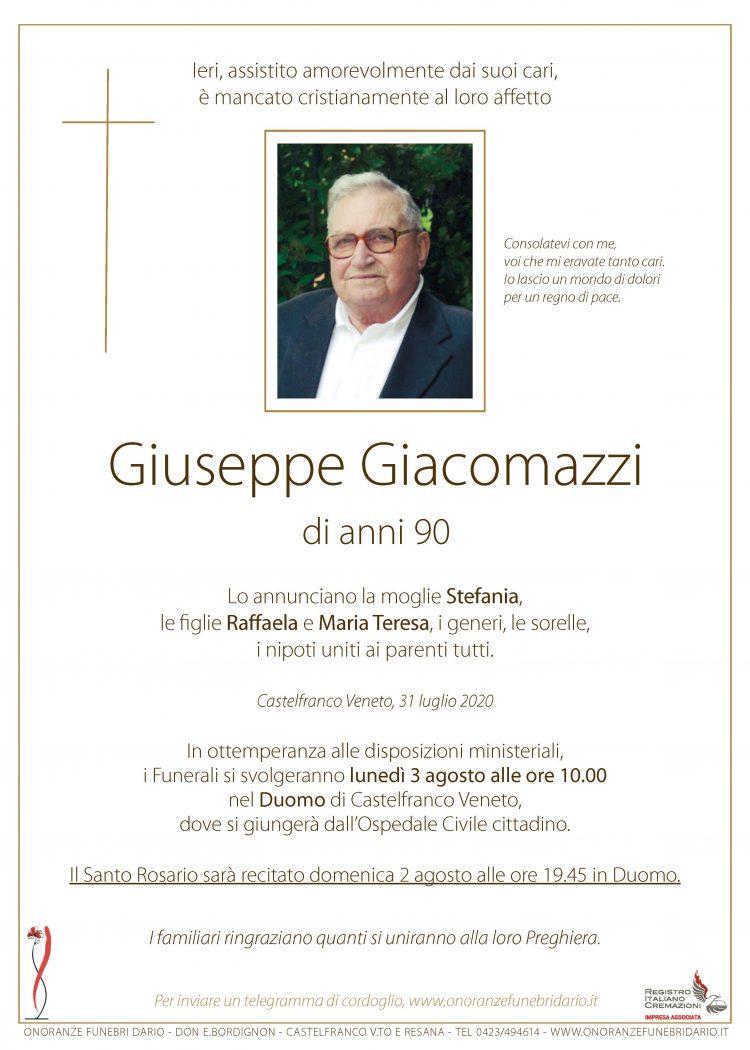 Giuseppe Giacomazzi