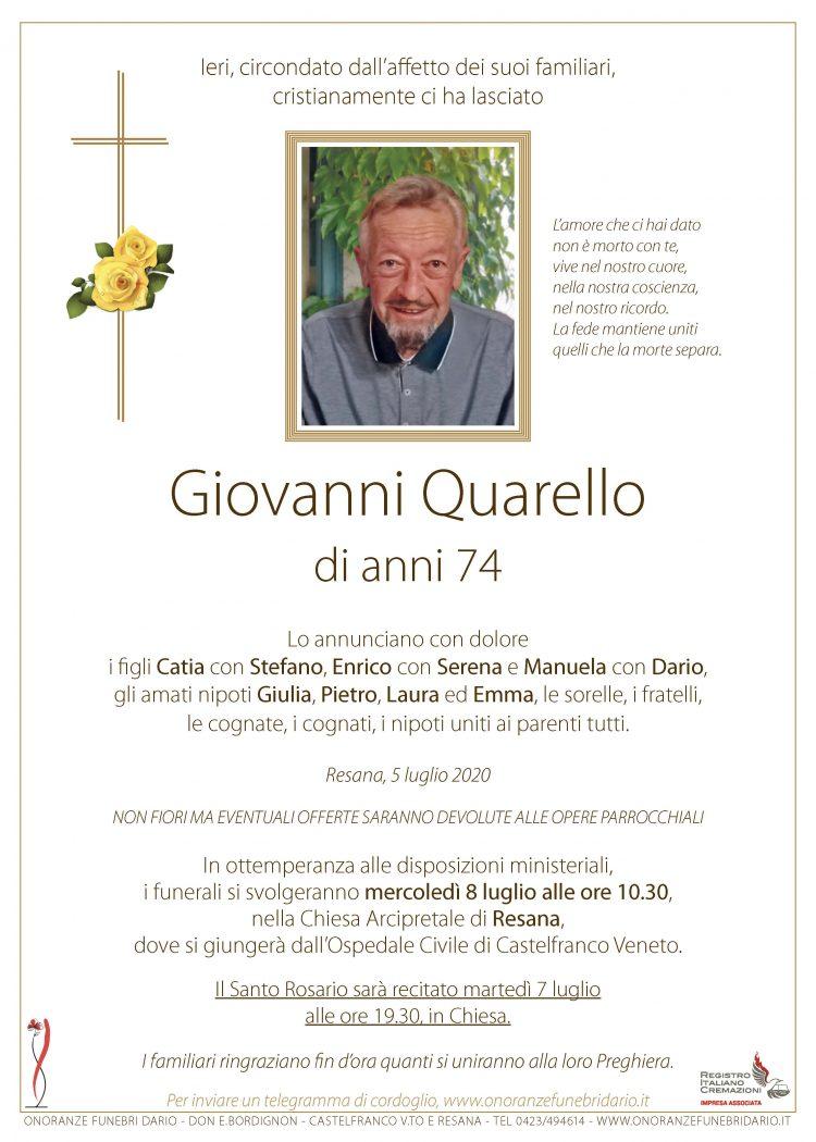 Giovanni Quarello