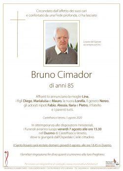 Bruno Cimador