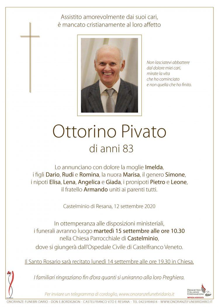 Ottorino Pivato