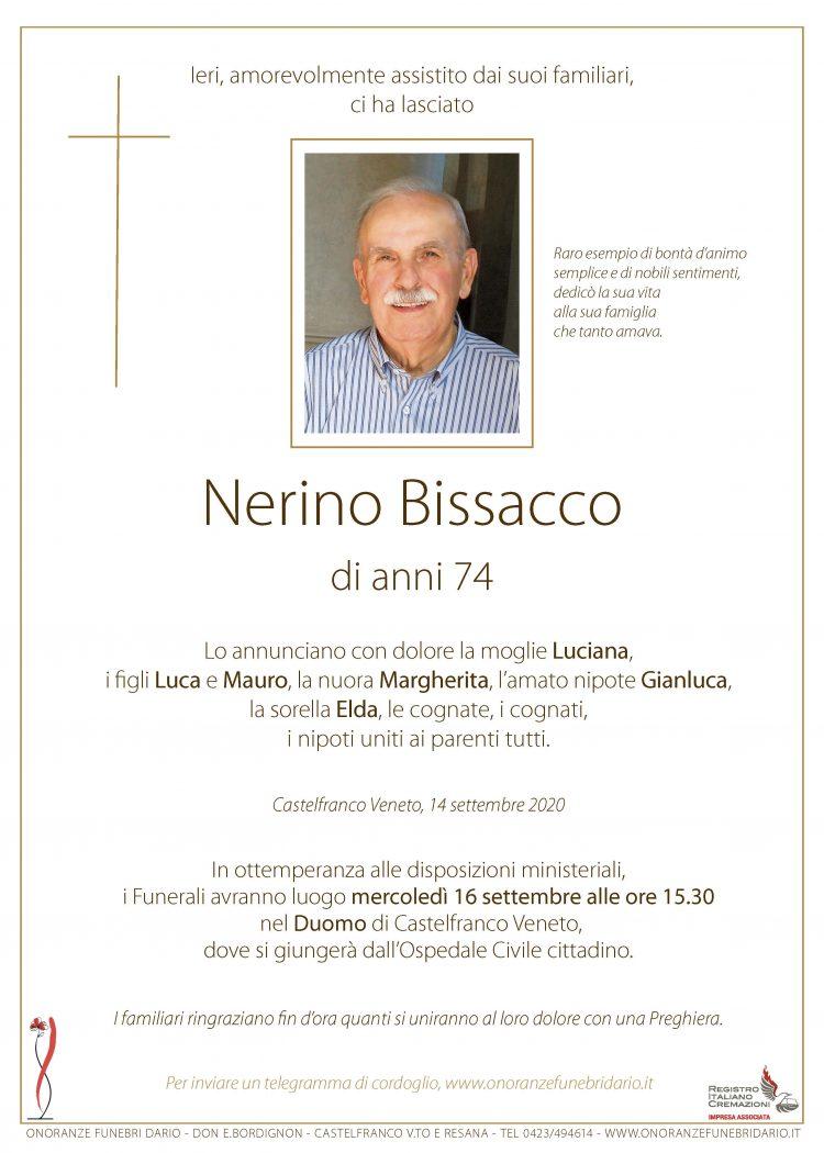 Nerino Bissacco