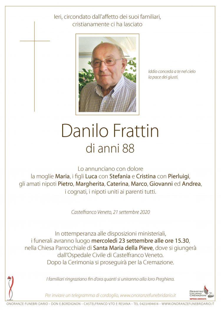 Danilo Frattin