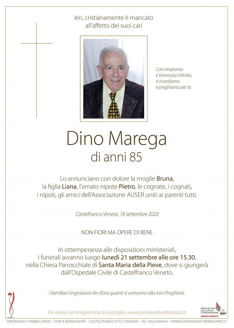 Dino Marega