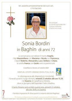 Sonia Bordin in Baghin