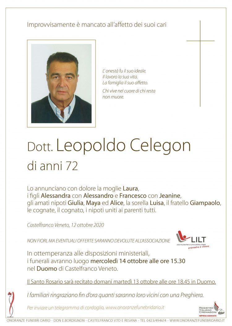 Dott. Leopoldo Celegon