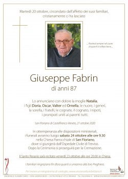 Giuseppe Fabrin