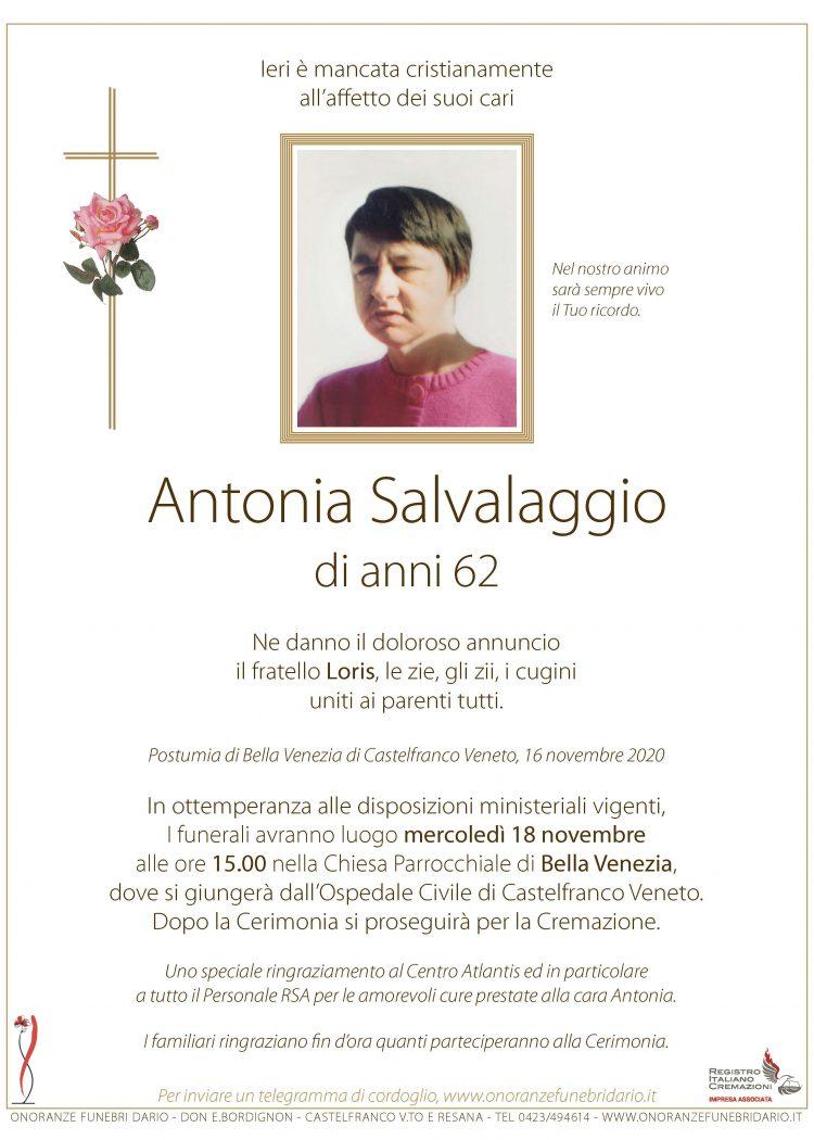 Antonia Salvalaggio