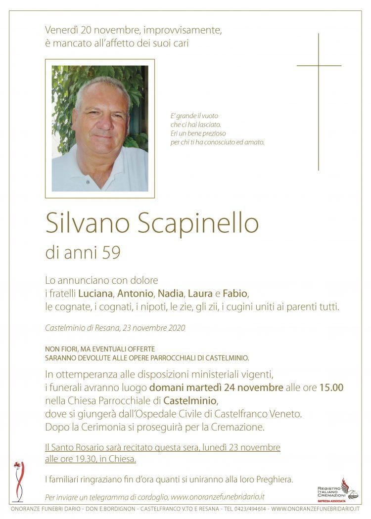 Silvano Scapinello