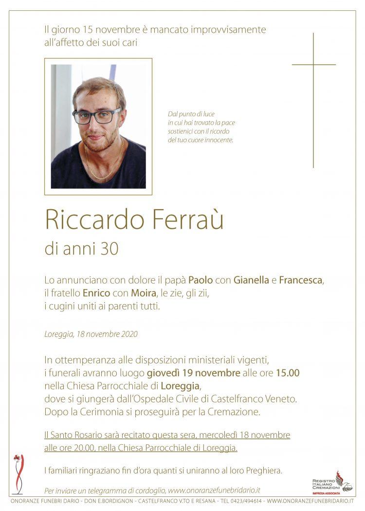 Riccardo Ferraù