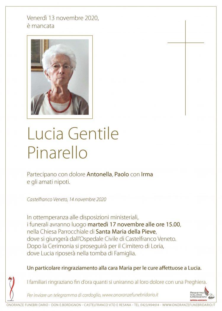 Lucia Gentile Pinarello