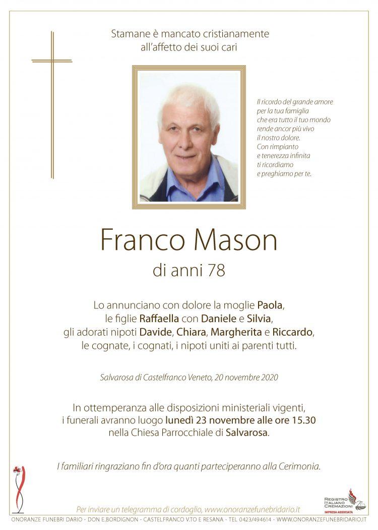 Franco Mason