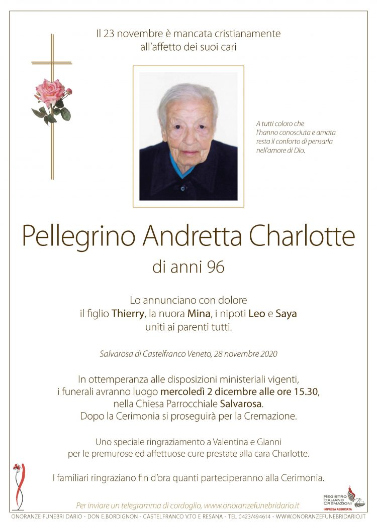 Pellegrino Andretta Charlotte