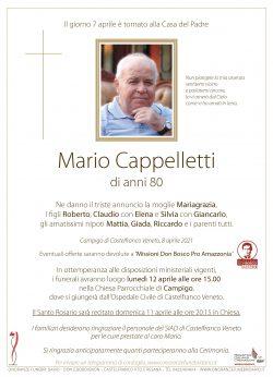 Mario Cappelletti