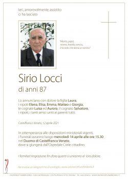 Sirio Locci