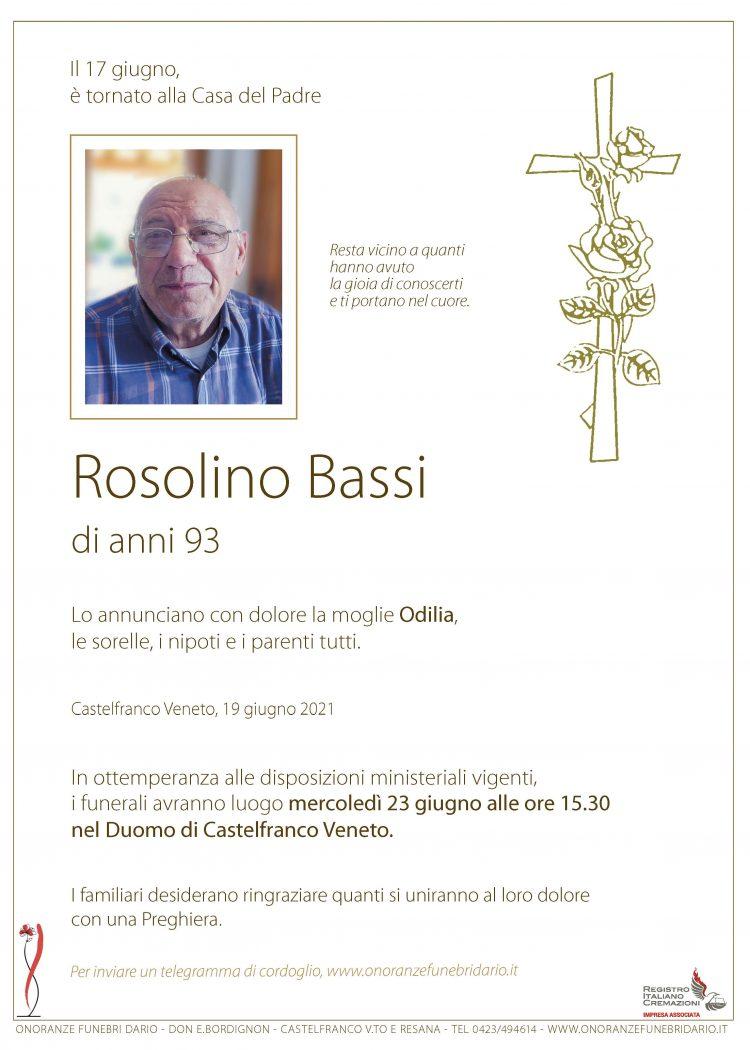 Rosolino Bassi