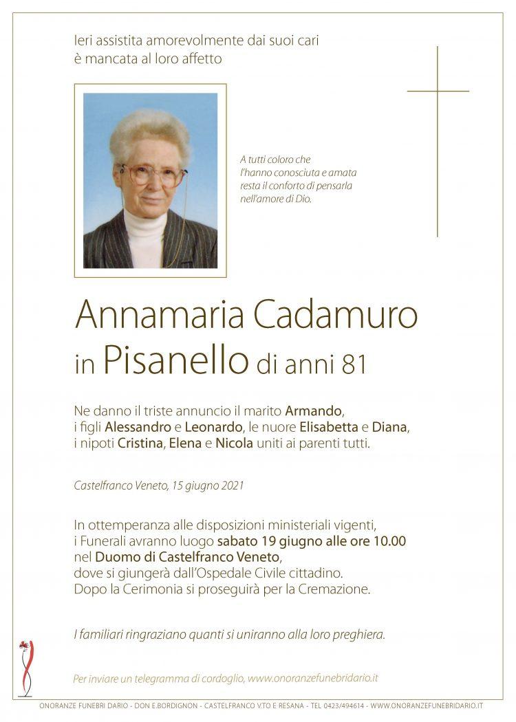 Annamaria Cadamuro in Pisanello