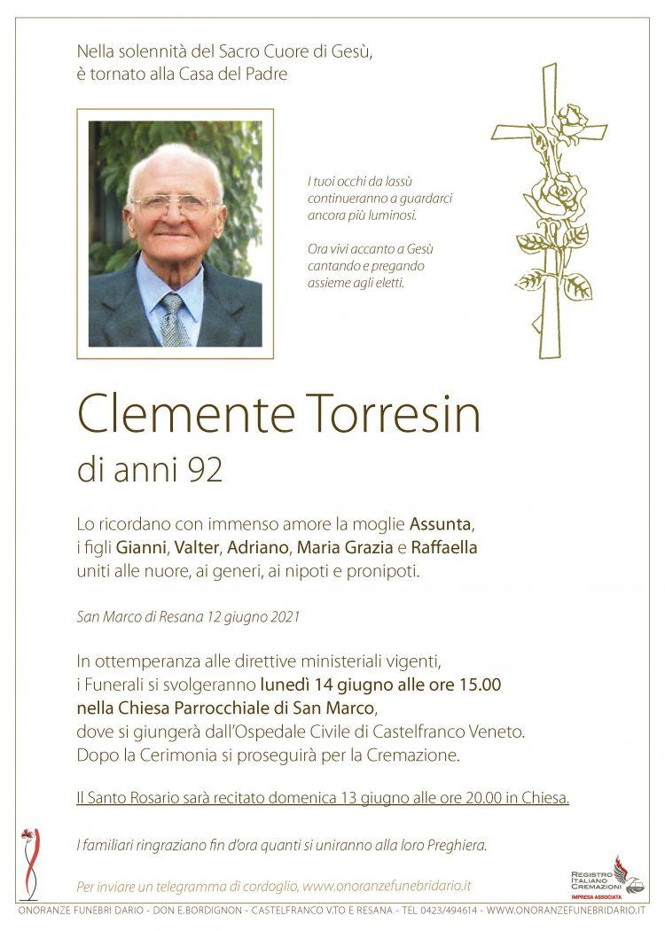 Clemente Torresin
