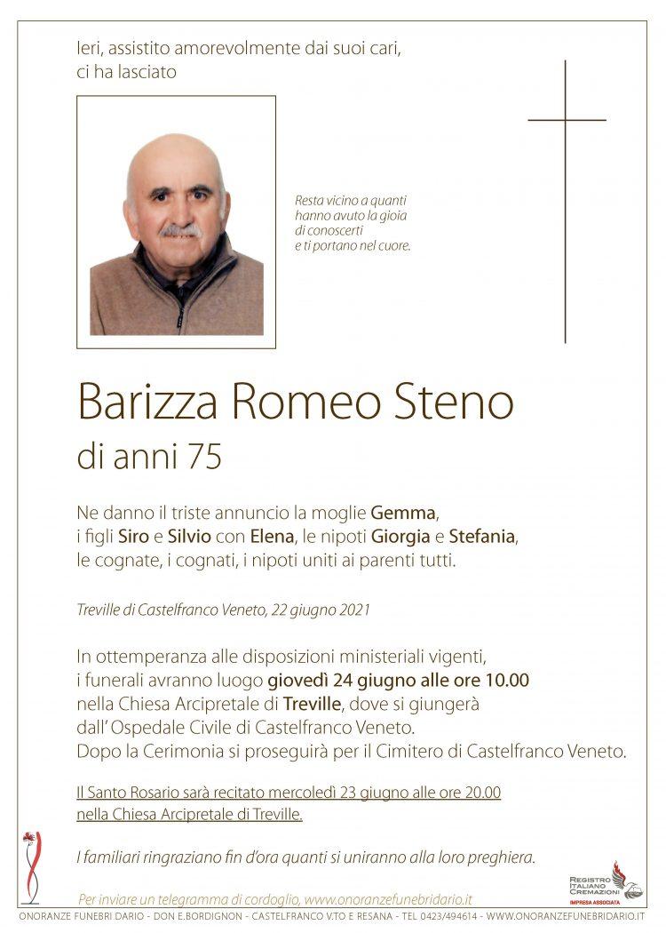 Barizza Romeo Steno