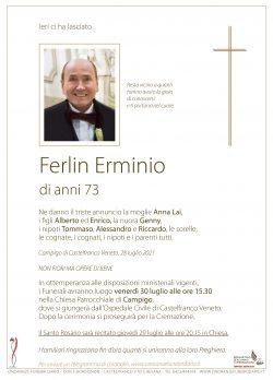 Erminio Ferlin