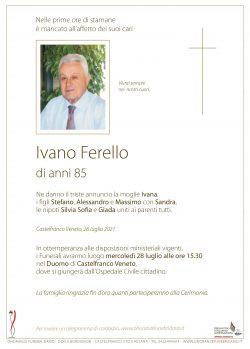Ivano Ferello