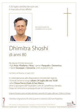 Dhimitra Shoshi