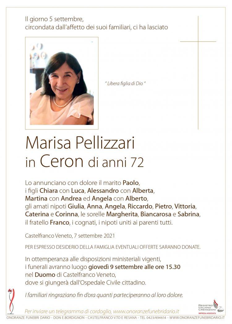 Pellizzari Marisa in Ceron
