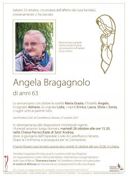 Angela Bragagnolo